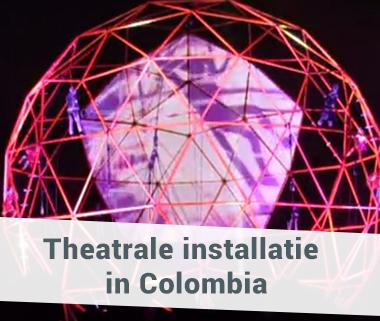 theatrale installatie