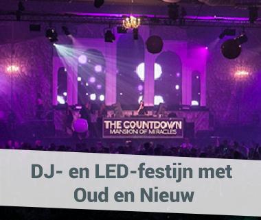 LED-festijn